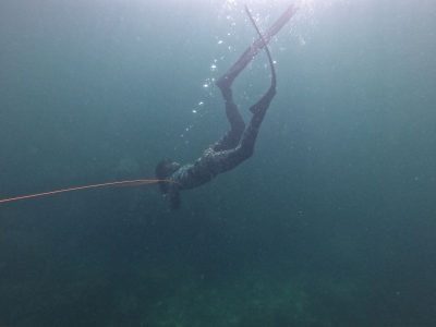 Spearfishing in Northern Phu Quoc Island Sea -with professional Phu Quoc Guide