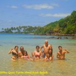 Phu Quoc Turtle Head Rock Beach - Private snorkeling trip
