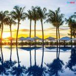 Infinity swimming pool at Salinda Resort Phu Quoc - Phu Quoc 5 star Hotels