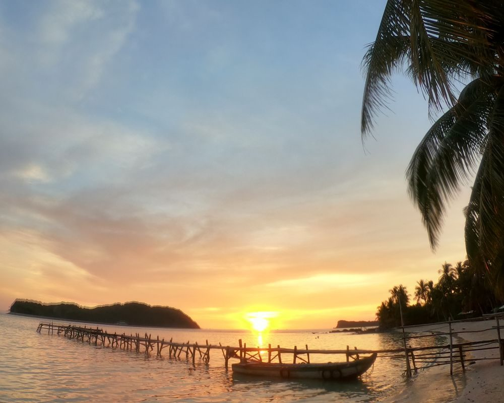 Phu Quoc Private snorkeling tour - Peaceful sunset time on island