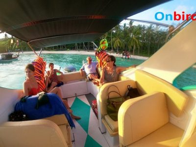 Private Speedboat Rental (7)