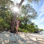 surrounded by nature at Phu Quoc Dragon Beach - Phu Quoc Map