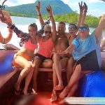 Speedboat ride along the river in the Phu Quoc National Park - Phu Quoc things to do