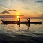 Sunset Drifting On The Way Back (3)