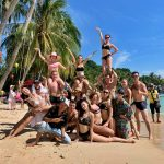 Russian travelers often tend to take long-day trips to sunny tropical regions, especially Phu Quoc island and Nha Trang, Vietnam.